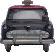Strijkapplicatie Taxi
