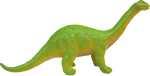 Strijkapplicatie Dino Apatosaurus