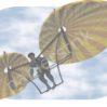 Strijkapplicatie Vliegeniertje