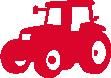 Strijkapplicatie Tractor