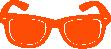 Strijkapplicatie Zonnebril