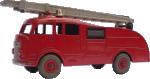 Strijkapplicatie Brandweerauto F