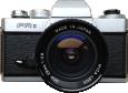 Strijkapplicatie Camera