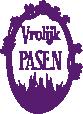Strijkapplicatie Paasei Naam