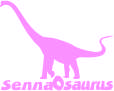 Strijkapplicatie Dino Naam