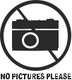 Strijkapplicatie NO PICTURES
