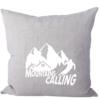 Strijkapplicatie Ski en Berg