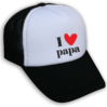 Strijkapplicatie Love papa CAP