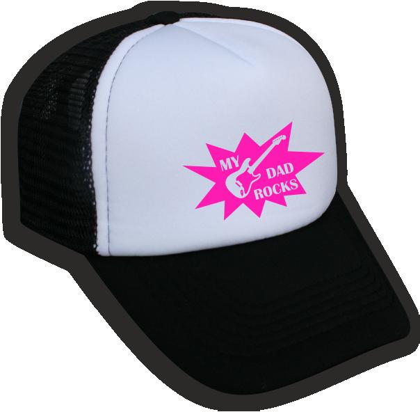 Strijkapplicatie Rock CAP