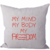 Strijkapplicatie My Freedom