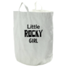 Strijkapplicatie Rocky Girl