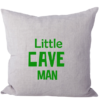 Strijkapplicatie Cave Man